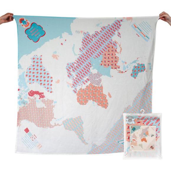 Baby World Map
