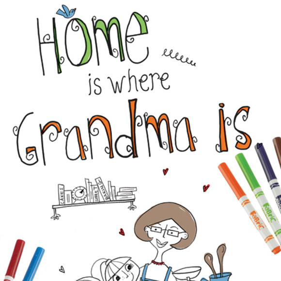 ..where Grandma is