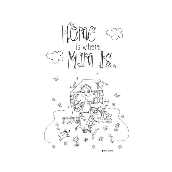 ...where Mum is.
