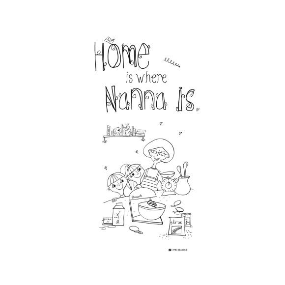 ...where Nanna is.