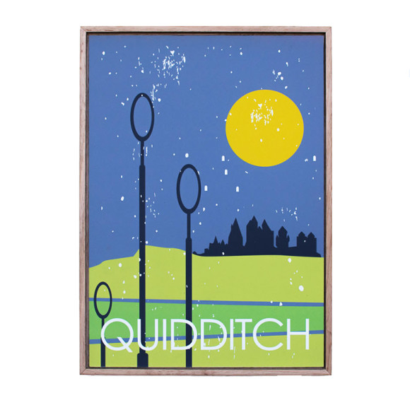 Quidditch in Oak Floater