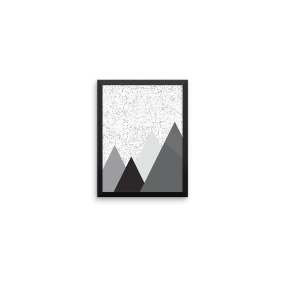 Mountain Marble Art Design 2