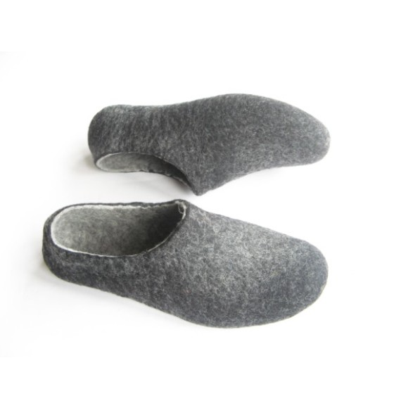 Organic Wool Slippers
