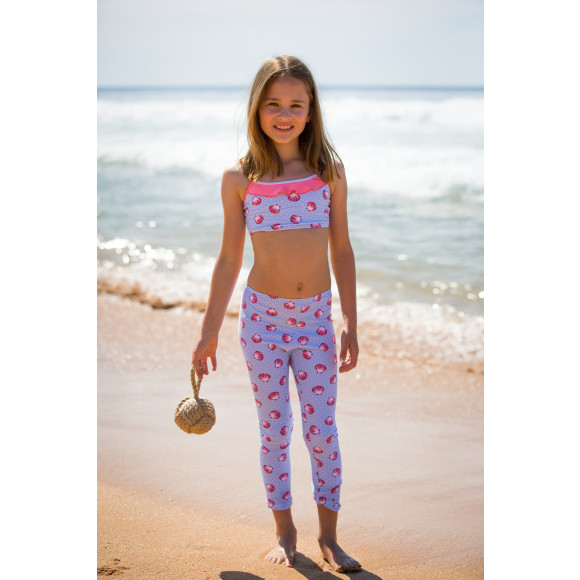 shown with matching tankini top