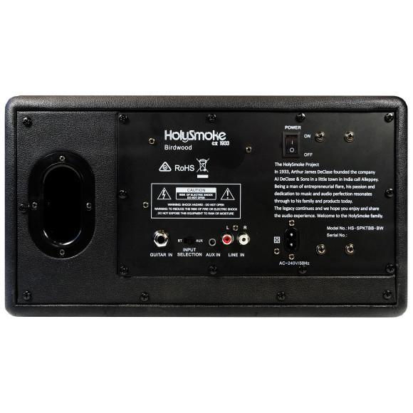 HolySmoke BT Speaker - Black