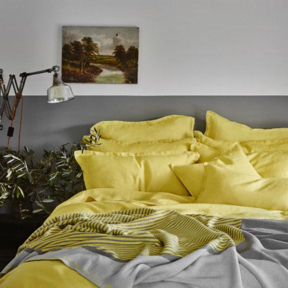 Linen Bed Sheet Set · 100% Organic Linen