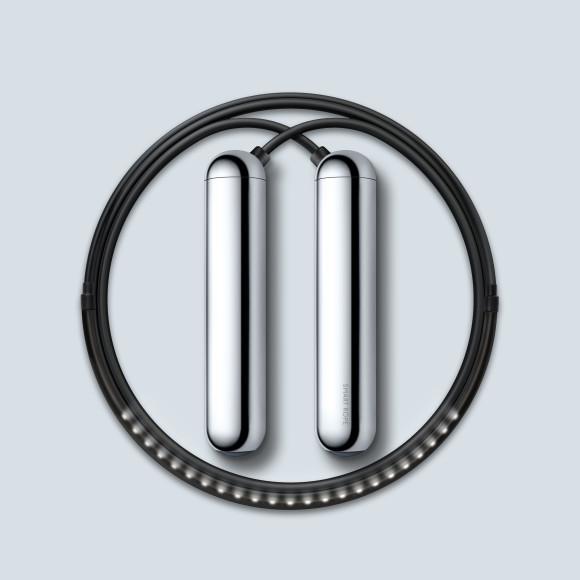 Smart Rope - Chrome Coil - Silo