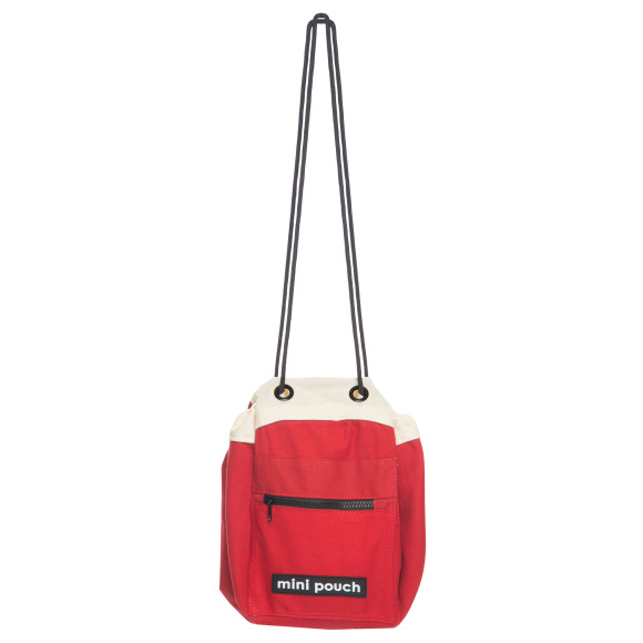Mini Pouch Rocket Red