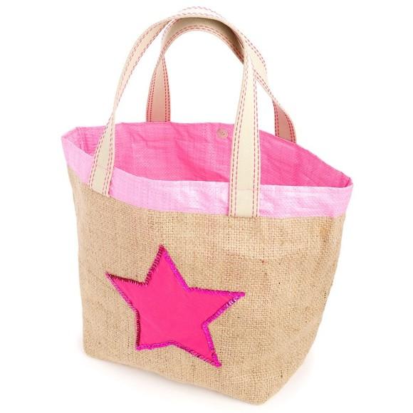 Star bag pink