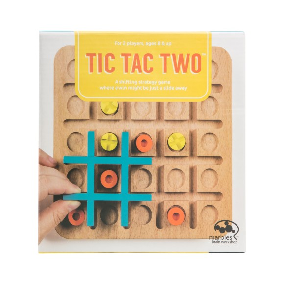 Marbles Game - Tic Tac Two
