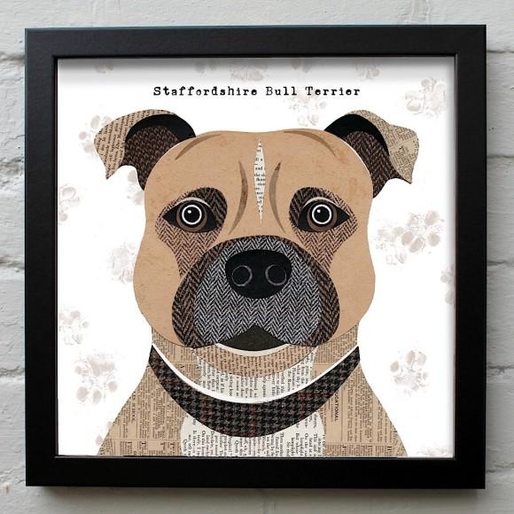 33. Staffordshire Bull Terrier
