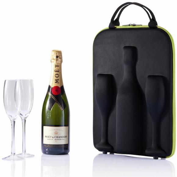 Champagne Bag 'Flute' - XD Design