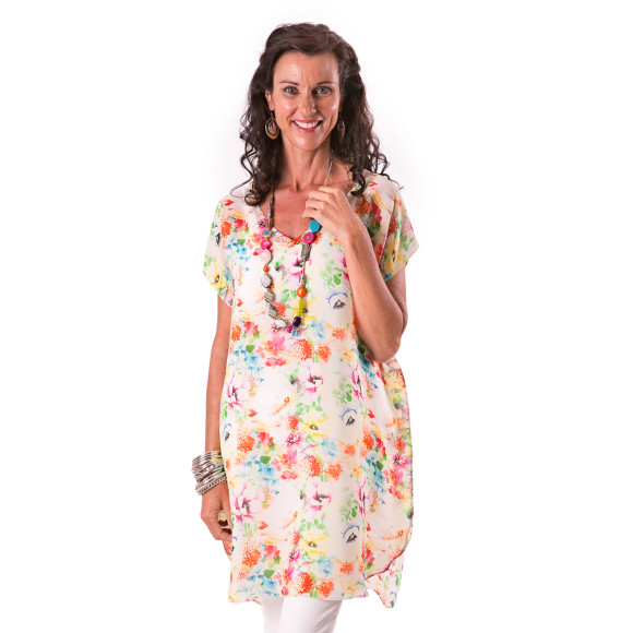 Akila Kaftan dress