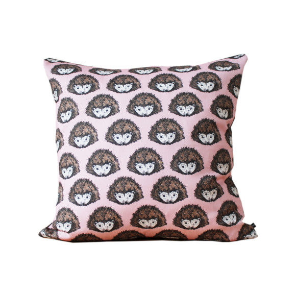 Hettie Hedgehog Cushion Cut Out