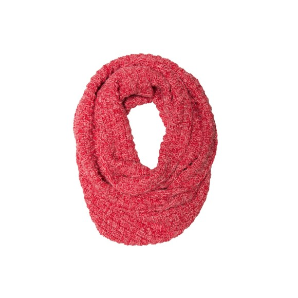 Basket weave loop cherry/red