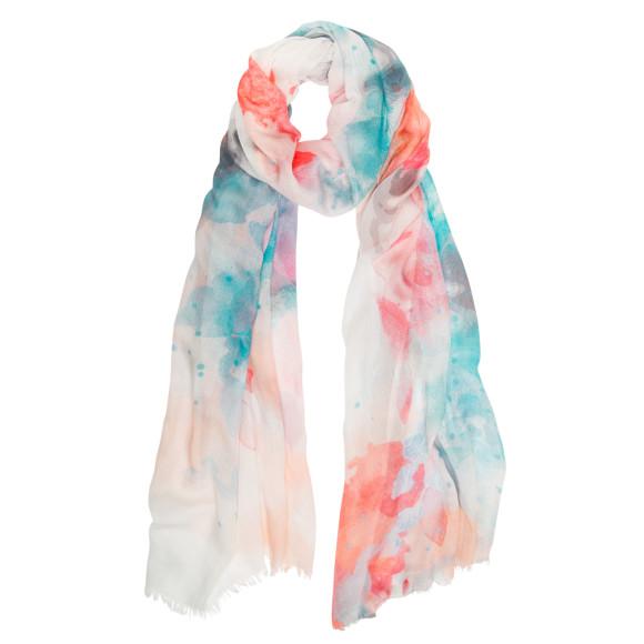 Water gardens scarf