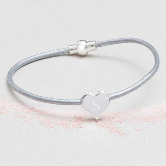 Grey and silver Arletta
