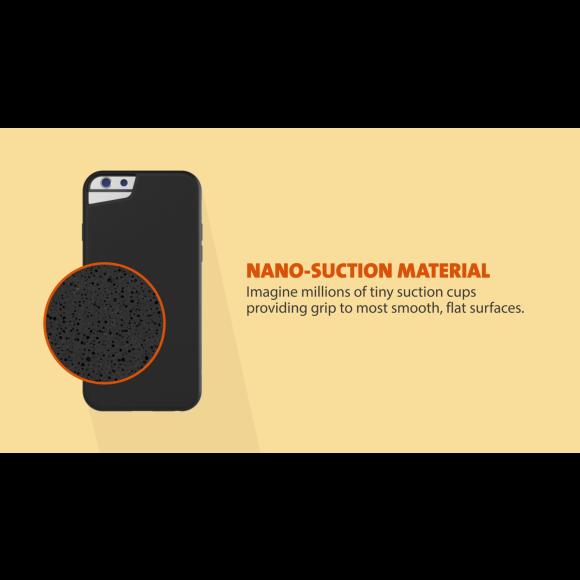 Nano-Suction / Nano-Technology