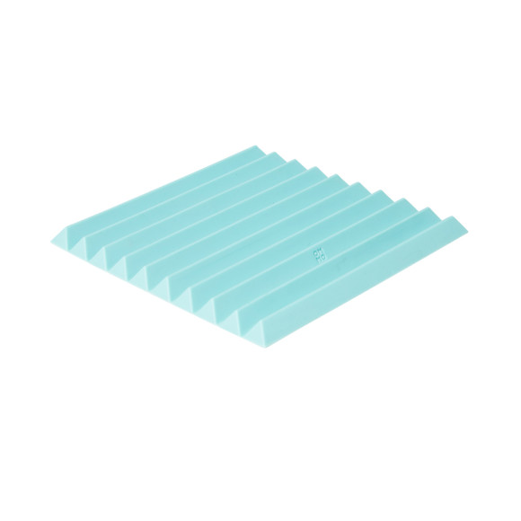 Folding Flip Trivet in Turquoise