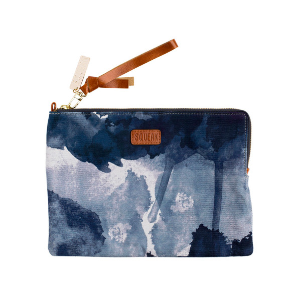 Midnight Ink Large Pouch
