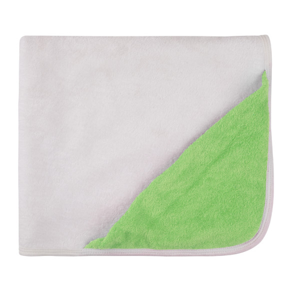 Green Baby Bath Towel