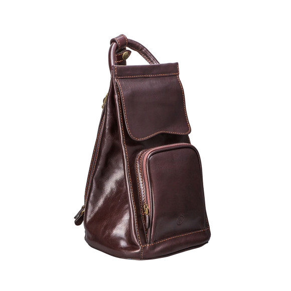The Carli in Dark Brown