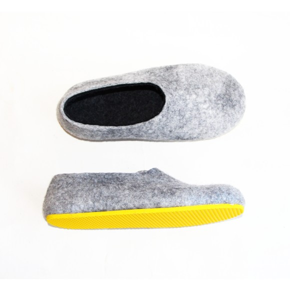 Womens Wool Slippers