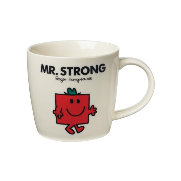 Mr Stong