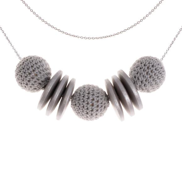 Silver & Grey