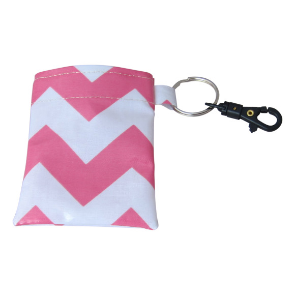 coin pouch keyring