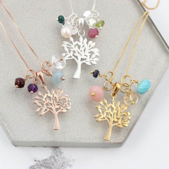 with birthstone options