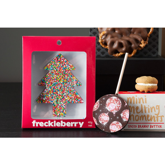 Christmas Tree, Choc Lollipop