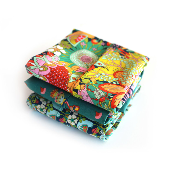 Vibrant Liberty Hankies