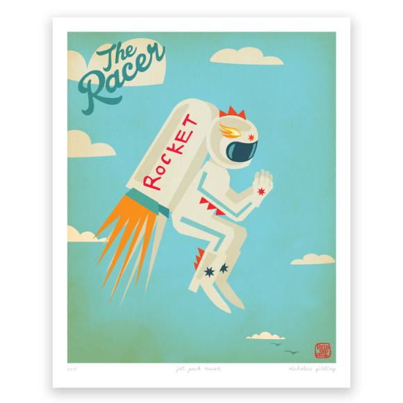 Racer Jet Pack