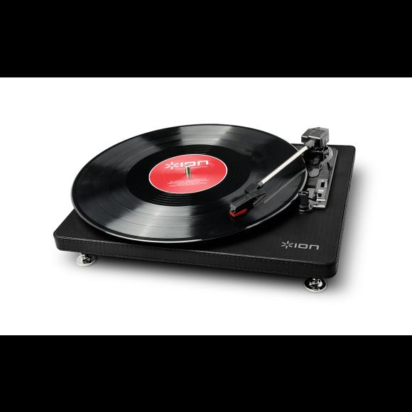ION Audio Compact LP Turntable - Black
