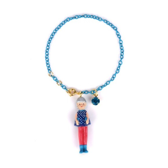 Doll bracelet