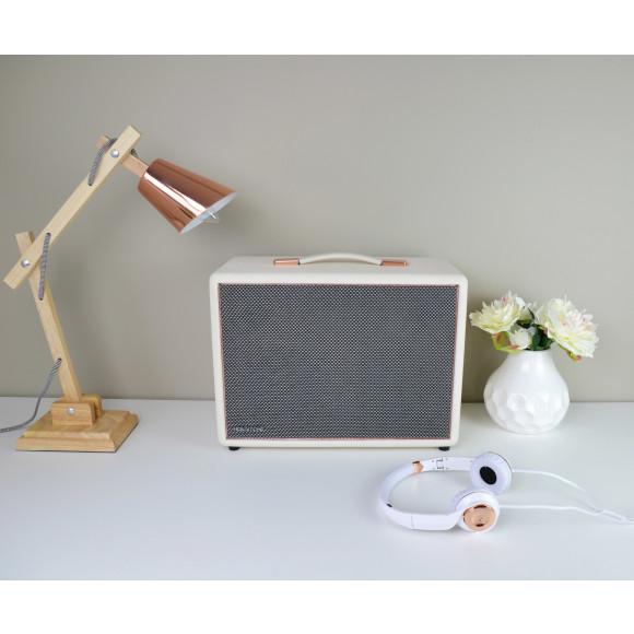HolySmoke BT Speaker - White
