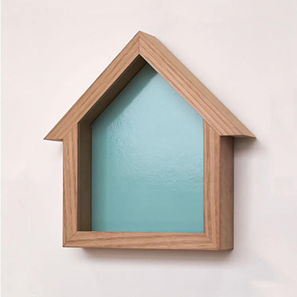 Birdhouse Bluebird Blue