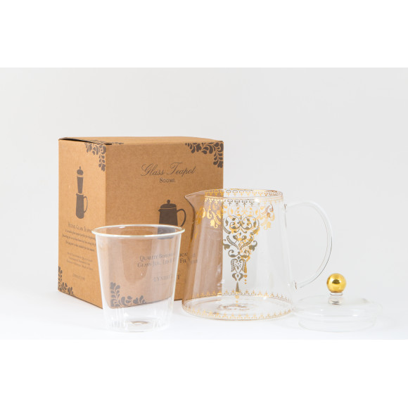 Includes Jug, Filter and Lid