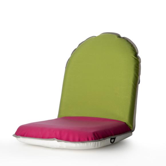 Vivid Green/Pink
