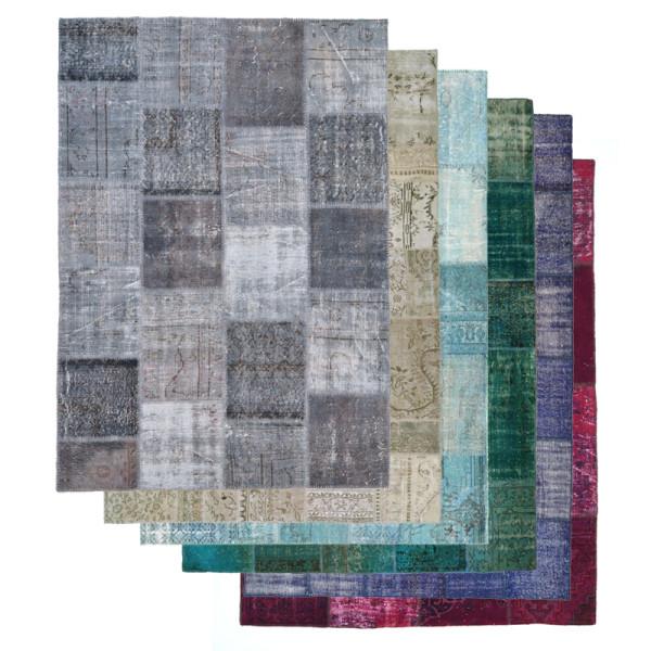 Vintage Kilim Patchwork Rugs