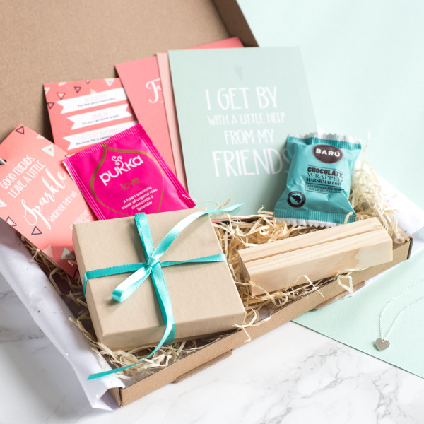 Friendship In A Box Gift Box