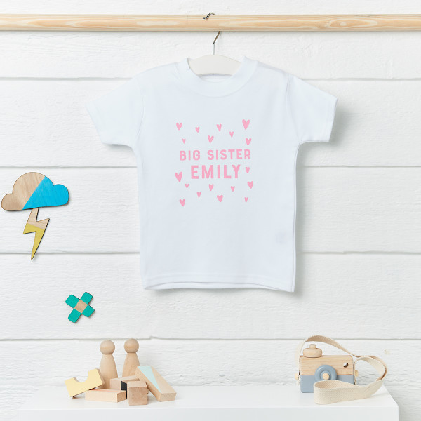 Sleepsuit Personalised Babygrow 50/% Mum 50/% Dad or any other message added