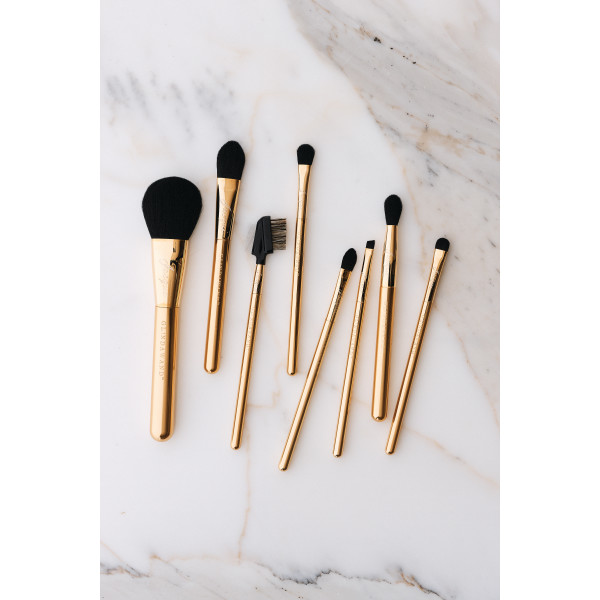 Personalised Full Makeup Brush Set