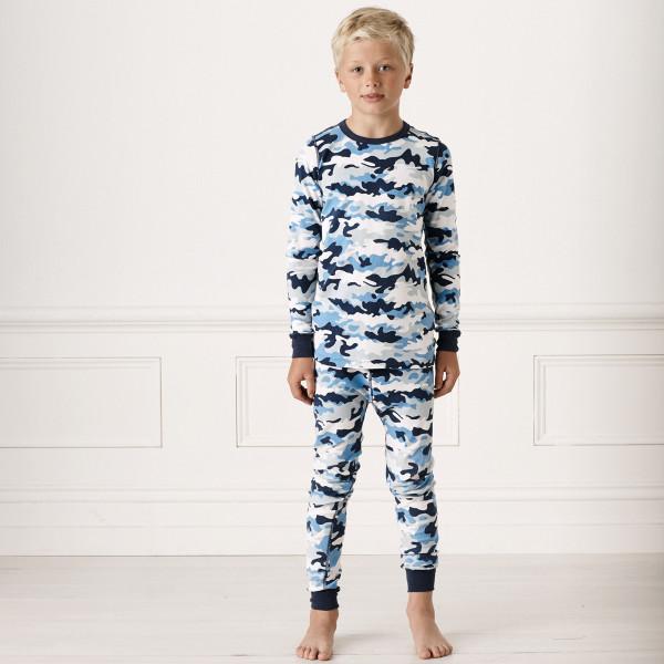 Hickory Hill Camo Print Winter Pyjamas  6675af00d