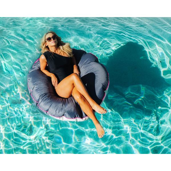 Outdoor Floating Swimming Pool Bean Bag Cover