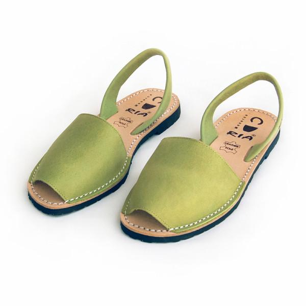 e87991f51a7 Morell Avarcas sandals in pistachio green