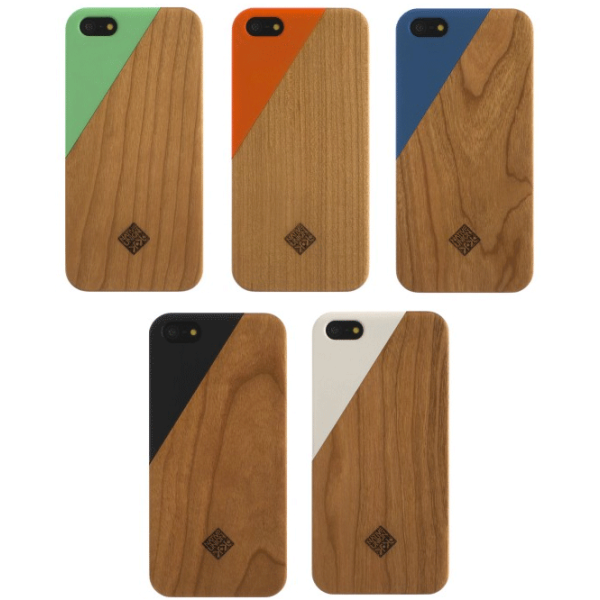 sports shoes fdc7f a9a92 Native Union clic wooden case for iPhone 5