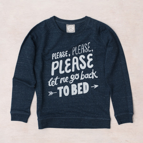 862fd126 Let Me Go Back To Bed Women's Sweatshirt | hardtofind.