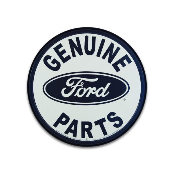 Ford - genuine parts sign